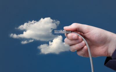 image demonstrating a cloud-based erp solution