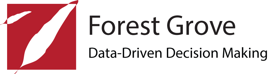 Forest Grove Data Driven Decision Making logo