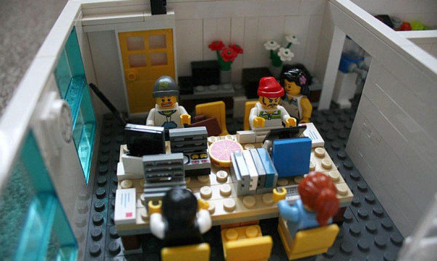 Lego team Precise